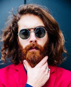 45 Coolest Hipster Haircuts for Men in 2021 Trimmed Beard Styles, Long Beard Styles, Long Hair Styles, Lomg Hair, Bart Styles, Hipster Haircuts For Men, Short Beard, Long Beards, Beard Balm