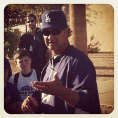 Yankees Legend & Dodgers Skipper Don Mattingly (taken Mar 10, 2012)