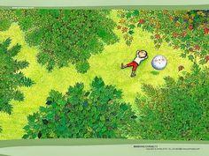 La Imaginación Dibujada: Jimmy Liao