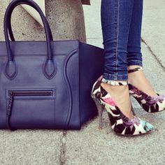 Yesterday night shoes and bag #minitour #mini #chiaraferragni #theblondesalad - @Isabelle Chiara Ferragni- #webstagram