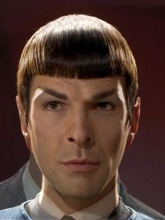 Star Trek Actors Past and Present Combined - Spock. These are freaking amazing! The casting for the new movies was so spot on
