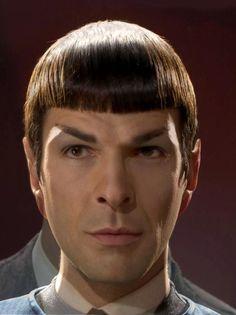 Star Trek Actors Past and Present Combined - Spock