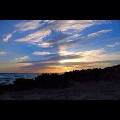 Migjorn Sunset