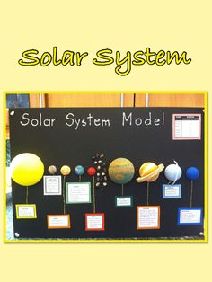 Solar System Project For 6th Grade (page 2) - Pics about space