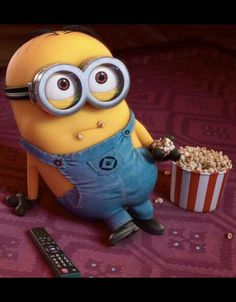 Kinoabend bei den minions