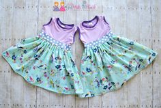 Baby Girls Dress Toddler Dress Girls Dresses by GirlWithATwirl