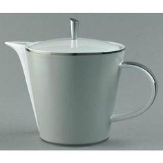 Raynaud Silver Tea/Coffee Pot with Metal Knob