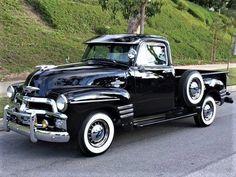 1955 Chevrolet, Chevrolet Chevelle, Chevrolet Trucks, Toyota Trucks, Vintage Pickup Trucks, Classic Pickup Trucks, Antique Trucks, Antique Cars, Vintage Cars