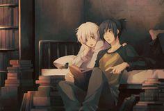 Nezumi & Shion (No.6)- love this manga!!!