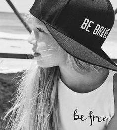 Be Brave...Be Free @payton_loves_2_dance #bebrave #befree #bekind #madetomakeadifference #tweenfashion  #minimodels #endbullying #baseballcap #positivefashion #enditmovement #kindnessmatters #