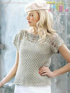 Gallery.ru / Фото #9 - Let's knit series NV80197 2011 sp-kr - WhiteAngel