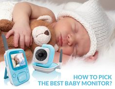 How to Pick the Best Baby Monitor? Check our comprehensive list with features and top 20 best selling baby monitors of Crying It Out Method, Cry It Out, Knitting For Charity, Hand Knitting, Baby Wallpaper, Baby Monitor, Baby Health, Baby Safety, Cool Baby Stuff