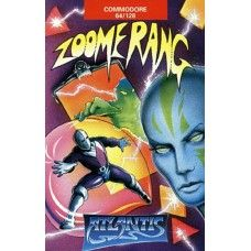 Zoomerang for Commodore 64 from Atlantis
