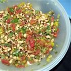Classic Texas Caviar Recipe.  Made it today.  Added chopped mango for a sweet kick