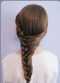 25 Cute Hairstyle Ideas for Little Girls. The most unique braided styles you haven't seen yet!