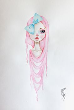 pink dreams by BlackFurya.deviantart.com on @deviantART