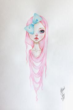 pink dreams by BlackFurya.deviantart.com on @deviantART