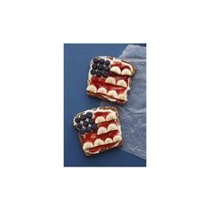 Lips 4th of July makeup ❤ liked on Polyvore featuring beauty products, makeup and lip makeup