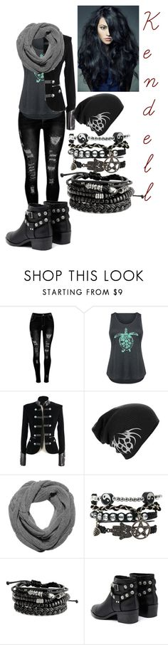 """Kendell Jane (Daughter of Hecate)"" by lord-nightshade ❤ liked on Polyvore featuring Burberry, Senso, black, OC, ocoutfit and plus size clothing"