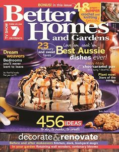 Better Homes & Gardens #magazines #may #2015