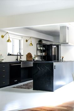 100 Best Black Kitchen Modern Images