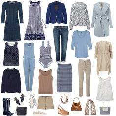 summer 2015 holiday capsule wardrobe
