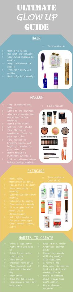 Ultimate Glow Up Guide