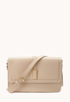 Sophisticated Structured Crossbody | FOREVER21 - 1000065706