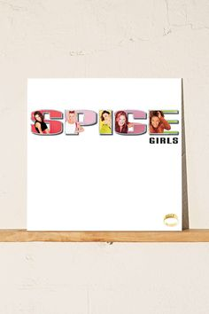 Spice Girls - Spice LP. UrbanOutfitters.com: Awesome stuff for you & your space