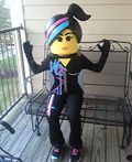 Lego Wyldstyle Costume - 2014 Halloween Costume Contest