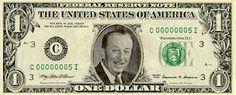 Walt Disney $1 Dollar Bill Cash Money, Money Bank, Marvel Comics, Money Template, Bagdad, Film Disney, Legal Tender, Play Money, The Lone Ranger