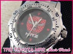 MR2 TRD ロゴ 腕時計 新品