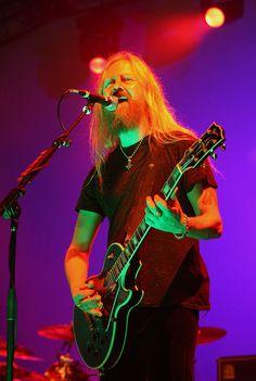 Jerry Cantrell - Soundwave Festival - Brisbane