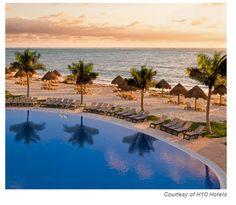 Ocean Turquesa Priviledge Suites in Puerto Morelos, Mexico. Possible vacation spot
