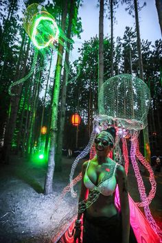 Electric Forest on Mais