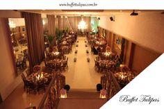 Espaço elaborado com extremo cuidado, planejamento e perfeccionismo, são as palavras que descrevem o Buffet Tulipas.  (11) 2076-9919  www.buffettulipas.com.br