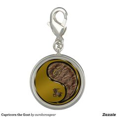 Capricorn the Goat Charms