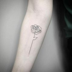 Need a pink tattoo? If the thought of ​​getting a fairly pink tattoo tempts you, this text is for you! Try our choice of 23 fashionable and minimalist pink tattoo concepts and get impressed to Delicate Tattoo, Subtle Tattoos, Trendy Tattoos, Sexy Tattoos, Body Art Tattoos, Tattoos For Women, Simple Rose Tattoo, Tatoos, Stylish Tattoo