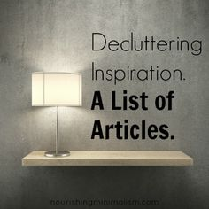 1000 Images About Decluttering Inspiration Minimalist On
