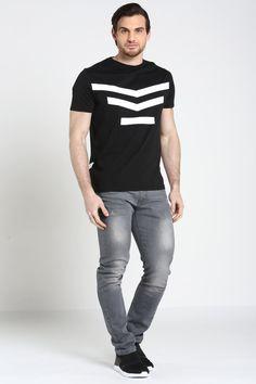 t-shirt girocollo in cotone - sonnybono.com
