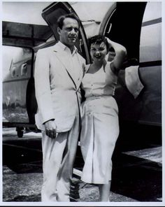 """Judy Garland and husband Sid Luft....Garland sued Luft for divorce in 1963, claiming """"cruelty"""" as the grounds. She also asserted that he had repeatedly struck her while he was drinking and that he had attempted to take their children from her by force. She had filed for divorce from Luft more than once previously, including as early as 1956, but had reconciled."""