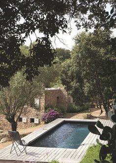 Maisons de rêve pour vacances paradisiaques en Corse