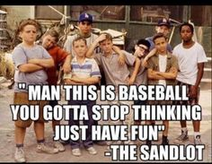 The Sandlot is JustBats favorite movie!