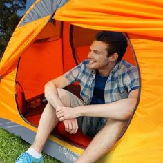 Single Person Expedition Tent By Archer Outdoor Gear. For Discount price- http://ift.tt/2beGNHj #camping #backpacking #tent #ultralight #waterproof #outdoor #1mancampingtent #archeroutdoorgear