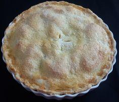 Torta de Maçã - Apple Pie - Na Biroskinha