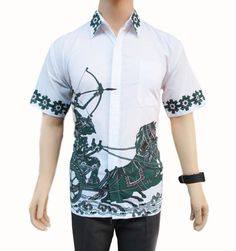 baju batik pria hp182