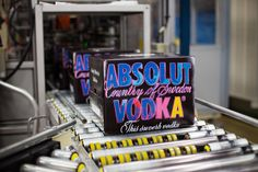 #AbsolutWarhol is finally out. On shelves starting October 1st.