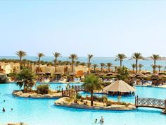 Hotel Sunrise Select Royal Makadi - Egypte