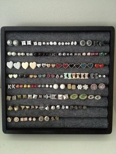 Earring aretes Display/Storage