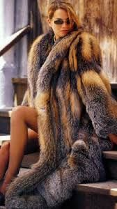 Stunning fox fur
